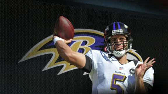 Source: Ravens to make Flacco highest paid QB
