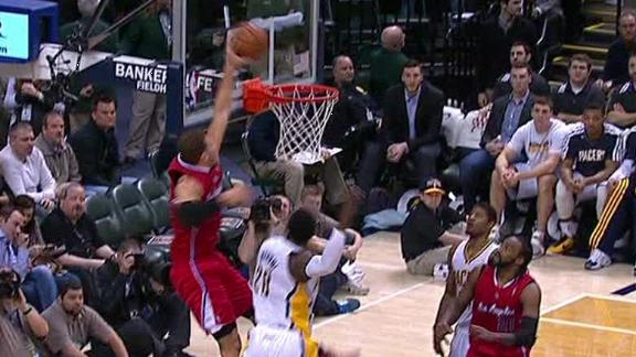 Video - Blake's Ferocious Slams Knocks Him Down