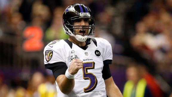 Video - Source: Joe Flacco Agrees To New Deal With Ravens