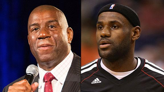 Magic offers LeBron $1M to do dunk contest
