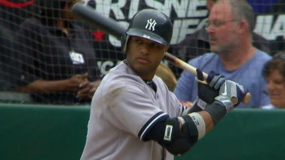 Video - Cano, Yankees Far Apart