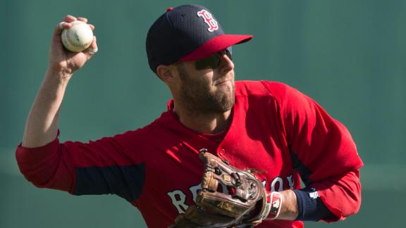 Video - Pedroia Preparing For Season