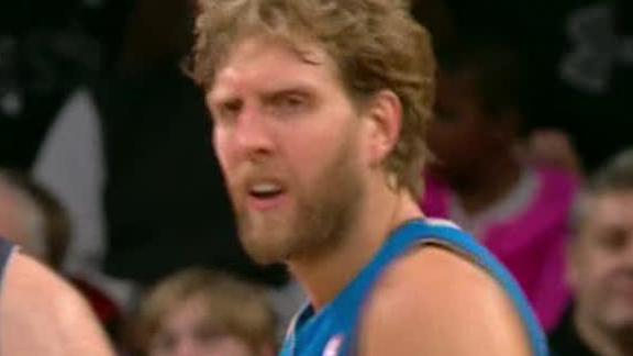 Nowitzki, Carter help Mavericks hold off Nets