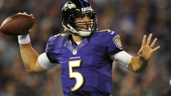Video - NFL32OT: Flacco And Ravens Get Deal Done