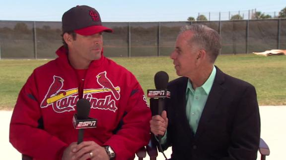 Video - Matheny On Cards' Season Outlook