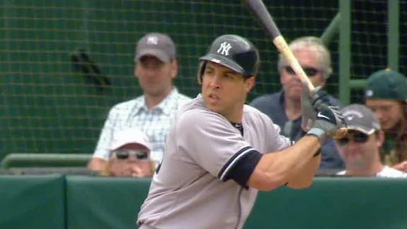 Video - Mark Teixeira Pulls Out Of WBC