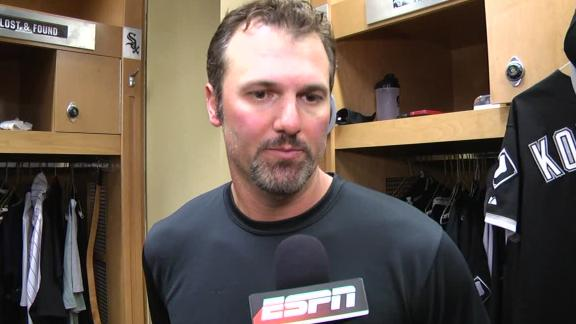 Video - Paul Konerko Talks White Sox Outlook For 2013