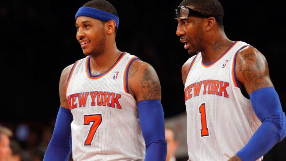Video - End-Of-Game Issues For Knicks?