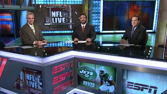 Video - NFL Live OT: Does Trading Revis To 49ers Make Sense?