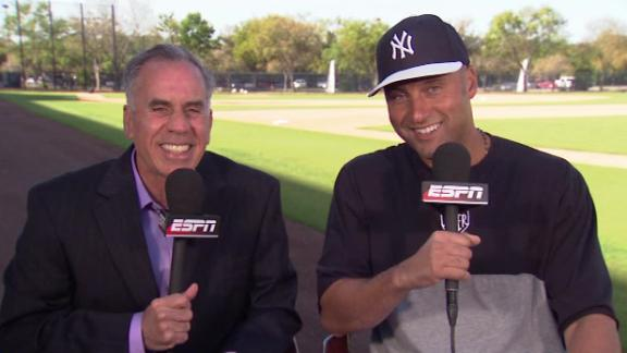 Video - Jeter On Yanks' Overcoming Injuries