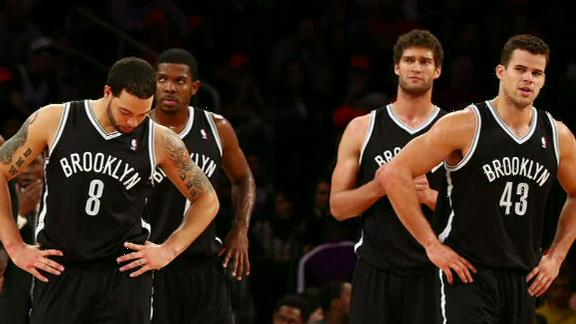 Source: Nets cut rotation, Humphries is left out