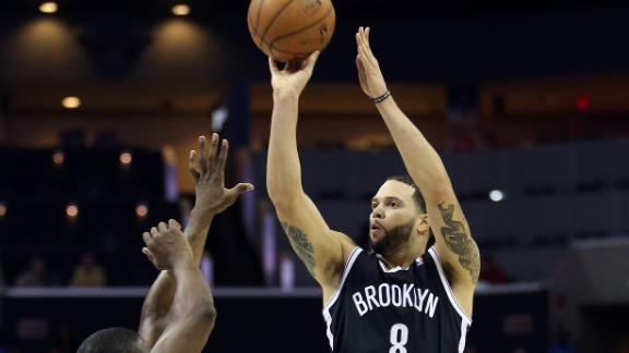 Video - Nets Overpower Bobcats In Second Half