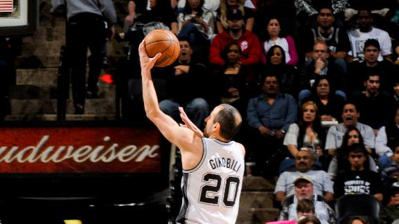 Video - Spurs Dominate Bulls In Second Half