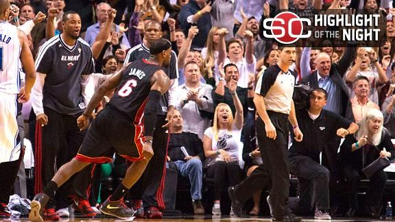 Video - Heat Win 16th Straight
