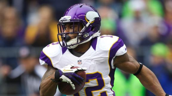 Reminder: Percy Harvin saga is unresolved
