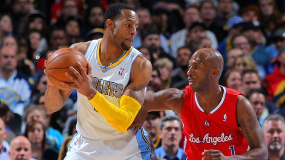 Nuggets coast past Clippers for 7th straight win