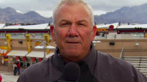 Dale Jarrett Previews The Race In Las Vegas