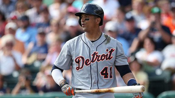 Video - Victor Martinez Injury Update