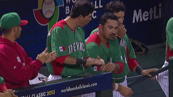 Gonzalez HR stakes Mexico to victory over U.S.
