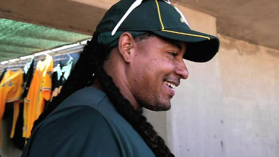 Video - Manny Ramirez Headed To Taiwan