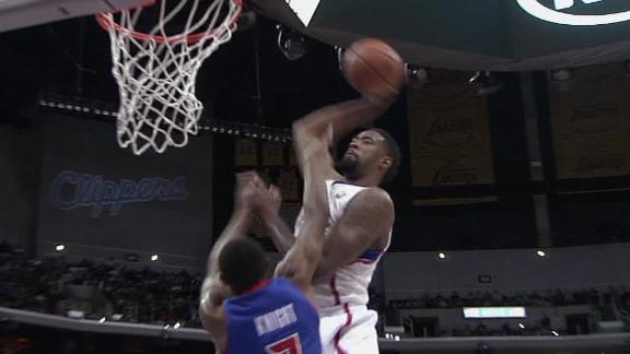 Video - DeAndre Jordan's Monstrous Dunk