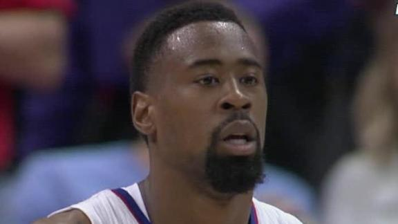 Video - DeAndre Jordan's Big Dunk Ignites Clippers