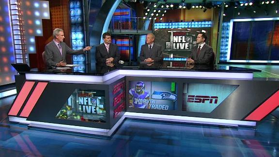 Video - NFL Live OT: Seahawks Pick Up Harvin