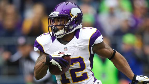 Vikings' Percy Harvin trade must be Step 1
