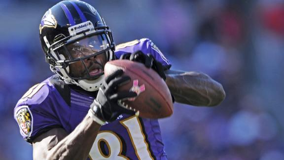 2013 NFL Free Agency -- Desperate for wide receivers