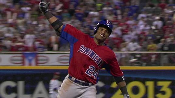 Video - Dominican Republic Rallies Past Puerto Rico