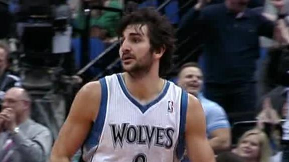 Video - Wolves Stun Spurs 107-83