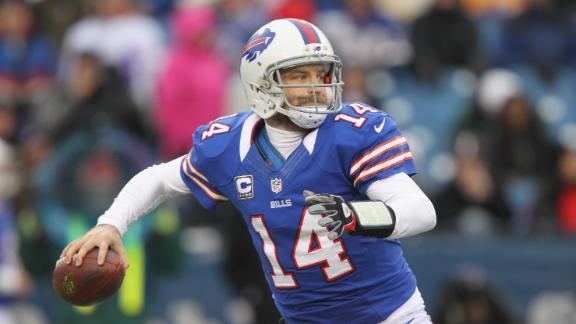 Bills release veteran quarterback Fitzpatrick