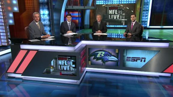 Video - NFL Live OT: Ravens' Key Losses