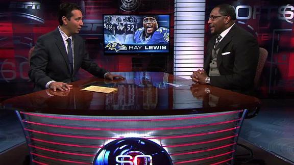 Video - Lewis Savoring Super Bowl Title
