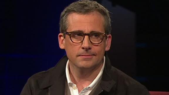 Video - Steve Carell Joins The Debate Desk