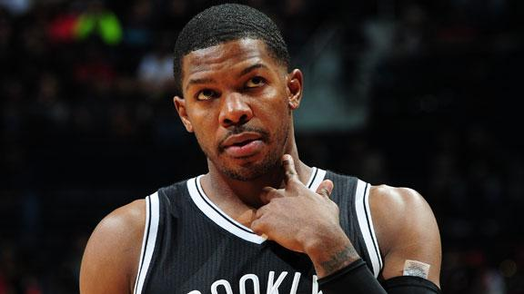 Video - Joe Johnson Plans To Return Sunday