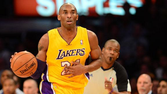 Video - How Long Will Kobe Play?