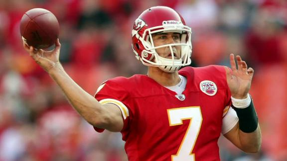 Video - Matt Cassel Released By Chiefs