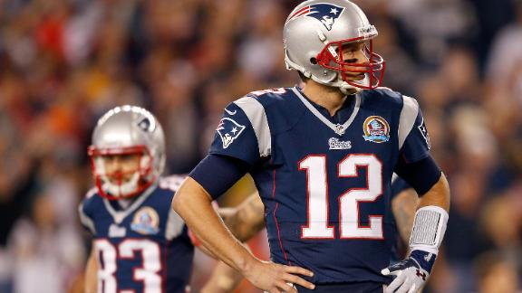 Video - Brady Bummed By Loss Of Welker