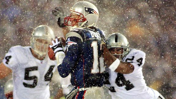 NFL looking at possibly abandoning tuck rule