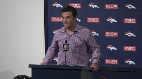 Video - Broncos Introduce Wes Welker