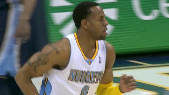 Nuggets beat Grizzlies for 11th strai