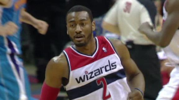 Video - Wizards Win Fourth Straight At Home