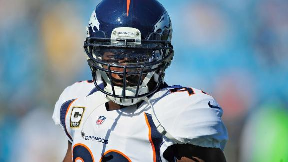 Report: NFLPA to look into Dumervil dealings