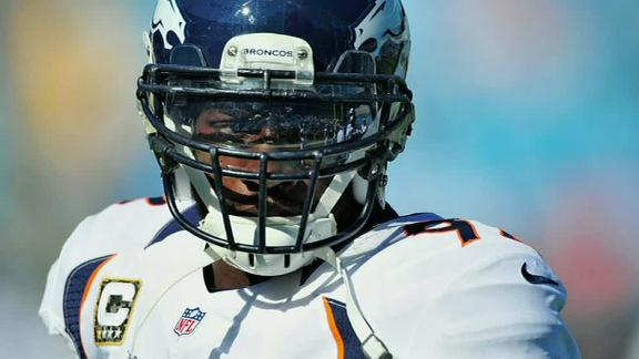 Dumervil reduces salary at Elway's urging