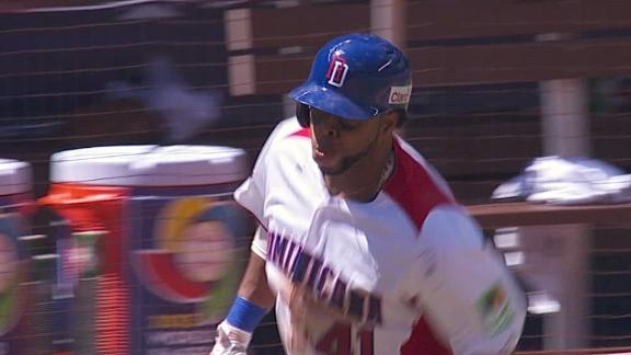 Video - Dominican Republic Blanks Puerto Rico
