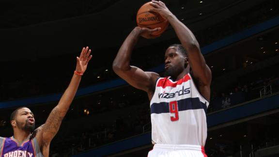 Video - Webster, Wizards Run All Over Suns