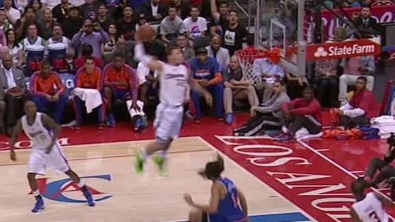 Video - Blake Griffin Alley-Oop