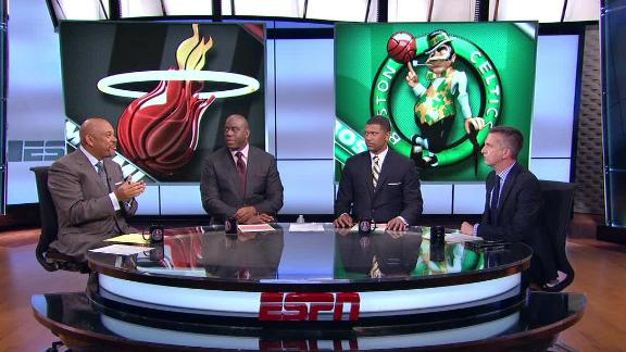 Video - Heat Go For 23 Straight When They Face Celtics