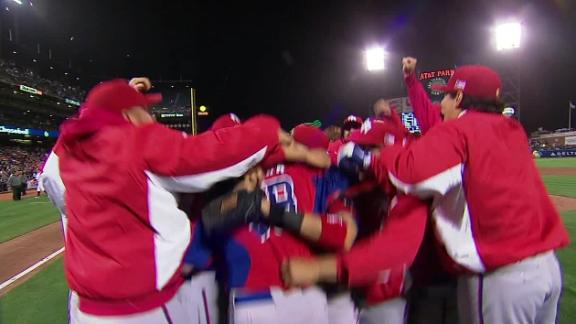 Video - Puerto Rico Advances To WBC Final